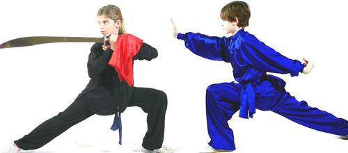Wushu Taolu (Forme)