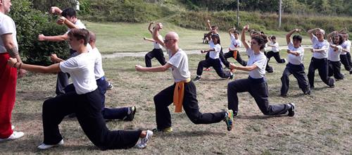 Wushu Kungfu Tradizionale
