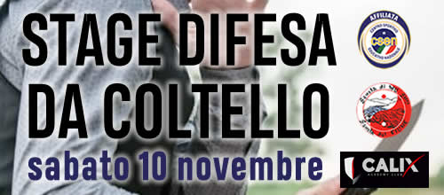 Stage Difesa da Coltello
