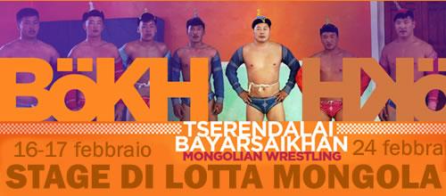 Stage di Lotta Mongola Bökh