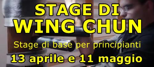 Stage di WING CHUN