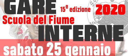 Gare Interne Scuola del Fiume – 15ª edizione